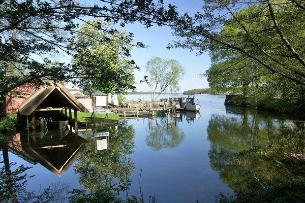 Ratzeburg: kleine Inselstadt an vier Seen